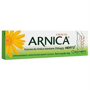 Arnica Creme 30g Kley Hertz