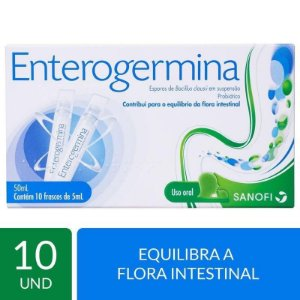 Enterogermina 2BCFU/5ml 10 Frascos