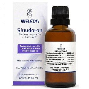 Sinudoron Weleda 50ml