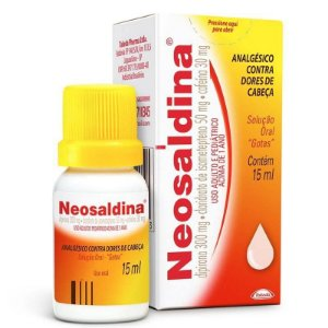 Neosaldina Gotas 15ml