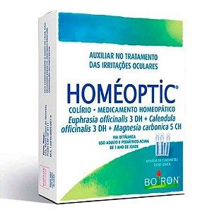 Homéoptic Solução Oftálmica 10 Flaconetes