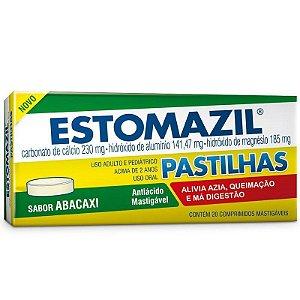 Estomazil Abacaxi 20 Comprimidos