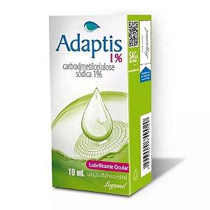 Adaptis 1% Solução Oftálmica 10ml