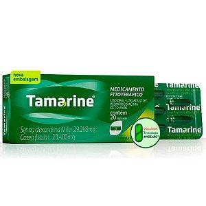 Tamarine 12mg 20 Cápsulas