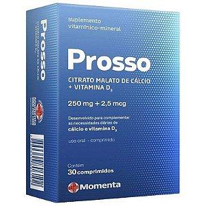 Prosso 250mg 30 Comprimidos