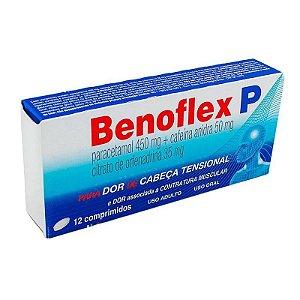 Benoflex P 12 Comprimidos
