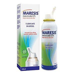 Maresis Solução Spray Nasal 100ml
