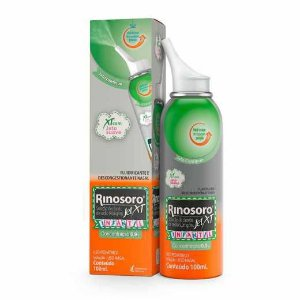 Rinosoro Jet XT Infantil Spray 100ml