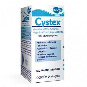 Cystex 24 Drágeas