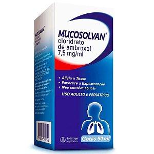 Mucosolvan 7,5mg Solução Aquosa 50ml
