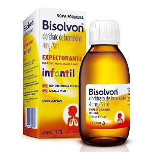 Bisolvon Expectorante Infantil 120ml
