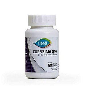 Coenzima Q10 60 Cápsulas Liteé