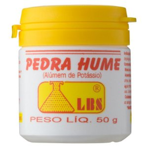 Pedra Hume 50g LBS
