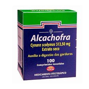 Alcachofra 312,5mg 100 Comprimidos Cellofarm