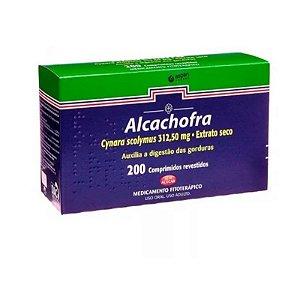 Alcachofra 312,5mg 200 Comprimidos Cellofarm
