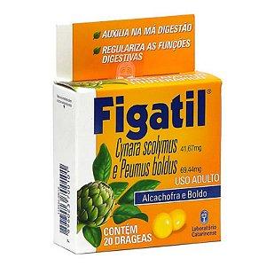 Figatil 20 Comprimidos