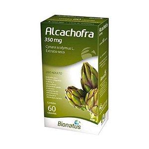 Alcachofra 350mg 60 Cápsulas Bionatus