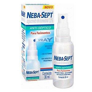 Antisséptico Neba-Sept Spray 30ml