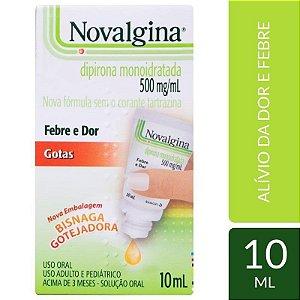 Novalgina Gotas 10ml