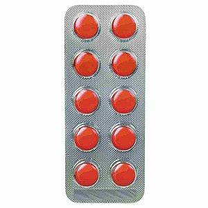 Xantinon 10 Comprimidos