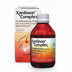 Xantinon Complex Solução Oral 100ml