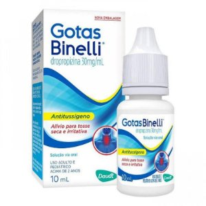Binelli Gotas 10ml