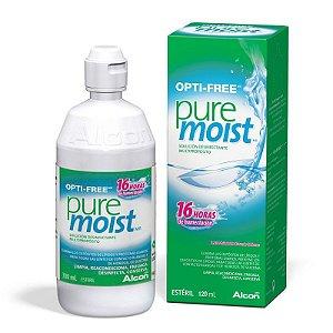 Opti-Free Pure Moist 120ml
