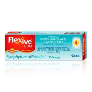 Flexive Creme Dermatológico 350mg 25g