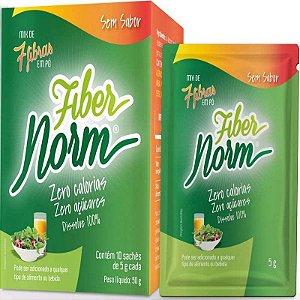 FiberNorm sem Sabor 10 Sachês 5g Cada