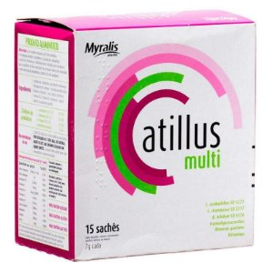 Atillus Multi 15 Sachês 7g cada