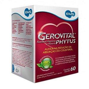 Gerovital Phytus 60 Cápsulas