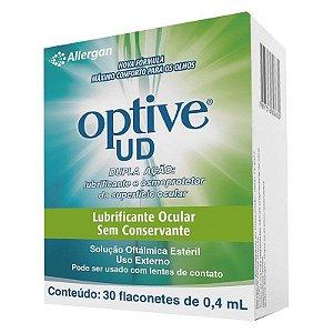 Optive UD 30 Flaconetes 4ml