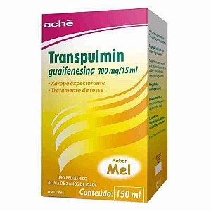 Transpulmin Mel Xarope Infantil 150ml