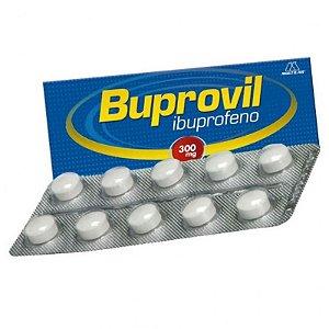 Buprovil 300mg 10 Comprimidos Revestidos