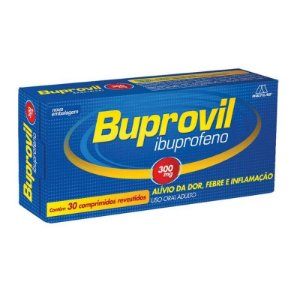 Buprovil 300mg 30 Comprimidos Revestidos