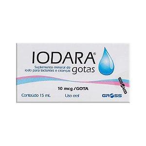 Iodara Gotas 15ml
