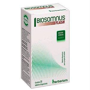 Biosomnus Flash 30 Tabletes Dispersíveis