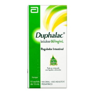 Duphalac Xarope 10 Saches de 15ml