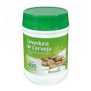 Levedura de Cerveja 500mg 400 Comprimidos Bionatus