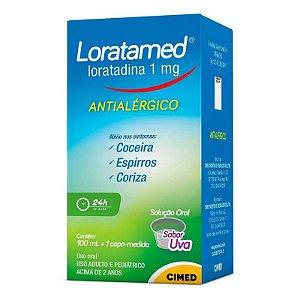 Loratamed Xarope 100ml