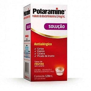 Polaramine 120ml