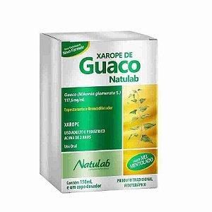 Xarope de Guaco sem Açucar 150ml Natulab