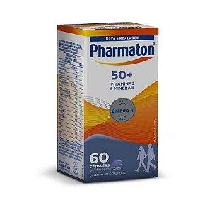 Pharmaton 50+ 60 Cápsulas