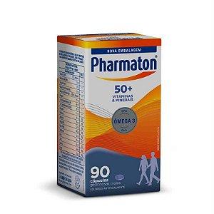 Pharmaton 50+ 90 Cápsulas