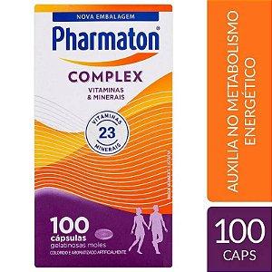 Pharmaton Complex 100 Cápsulas