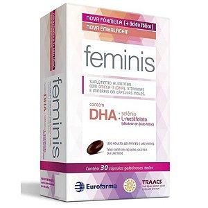 Suplemento Alimentar Feminis com 30 Cápsulas