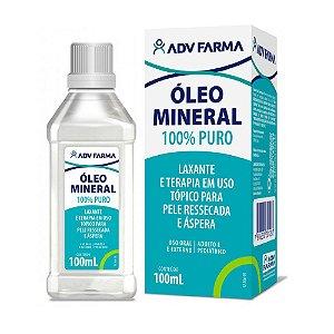 Óleo Mineral ADV 100ml