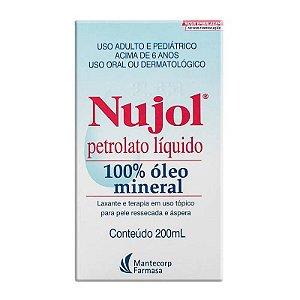 Nujol Óleo 200ml