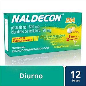 Naldecon Dia 24 Comprimidos
