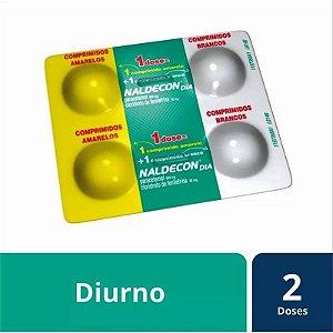 Naldecon Dia 4 Comprimidos